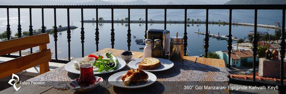Fulya pension breakfast, Fulya Pansiyon Kahvaltı
